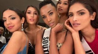 Nhan sắc người đẹp da màu đăng quang Hoa hậu Hoàn vũ thế giới 2019