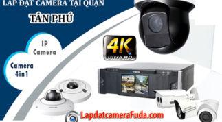 Thi công lắp đặt camera quận Tân Phú giá rẻ chất lượng