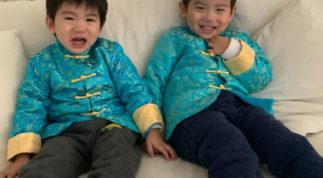 Hoa hậu Hong Kong 4 năm đẻ 3 con