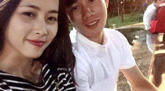 Dù đã chia tay nhưng Minh Vương vẫn đăng ảnh ngọt ngào bên bạn gái cũ
