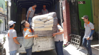 Dịch vụ bốc xếp chuyển văn phòng trọn gói
