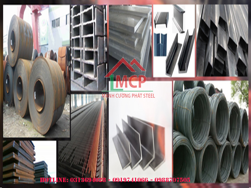 Cập nhật giá sắt thép xây dựng tại Tphcm tháng 06 năm 2020