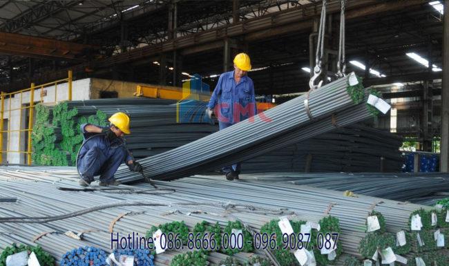 Thép Việt Nhật là sản phẩm được nhiều nhà thầu lựa chọn