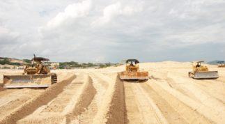 Thận trọng khi chọn cát xây dựng và tác hại của cát nhiễm mặn đối với công trình