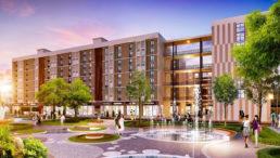 Giá bán chung cư phúc an city mới nhất 400 triệu căn