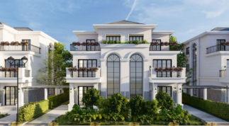 Xu hướng chọn mua biệt thự cao cấp của giới nhà giàu