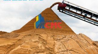 Giá cát san lấp mà công ty Sài Gòn CMC cung cấp cho quý khách