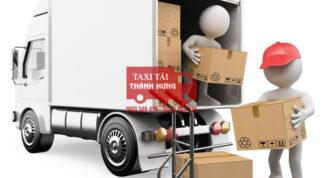 Dịch vụ chuyển nhà quận 11 miễn phí thùng carton