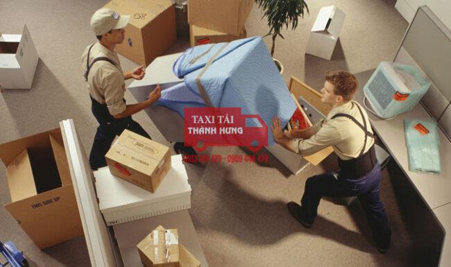 Dịch vụ chuyển nhà quận 8 giá rẻ nhất