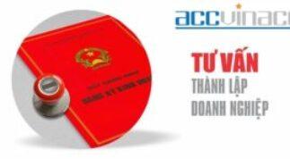 Dịch vụ thành lập công ty uy tíntại Tphcm năm 2020