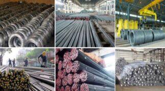 Top 10 đơn vị cung cấp sắt thép xây dựng chuyên nghiệp chất lượng nhất