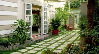 Top 10 đơn vị thiết kế tiểu cảnh sân vườn chuyên nghiệp chất lượng nhất