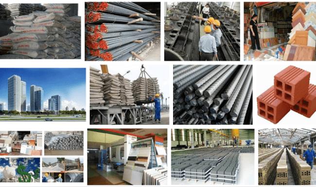 Top 10 đơn vị cung cấp vật liệu xây dựng chuyên nghiệp chất lượng nhất