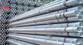 Giá thép ống mạ kẽm hôm nay
