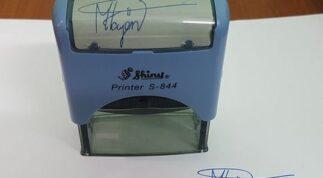 Nhận khắc dấu chữ ký online giá rẻ, nhanh chóng tại TPHCM